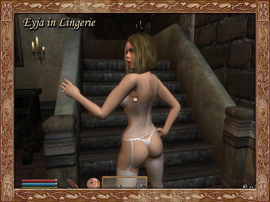 The romancing of eyja sex mods
